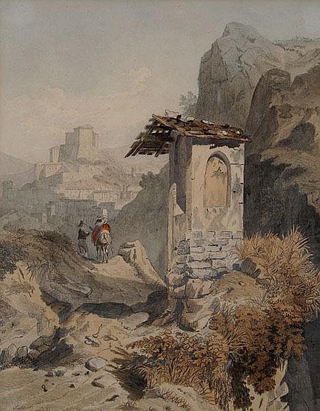 KARL LINDEMANN-FROMMEL Markirch/Elsaß 1819 - 1891