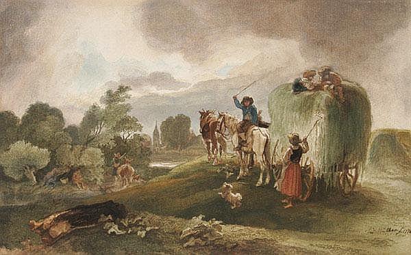 FRIEDRICH MÜLLER, gen. MALER MÜLLER Kreuznach 1749