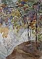 AUGUST CROISSANT Edenkoben 1870 - 1941 Landau Sich, August Croissant, Click for value