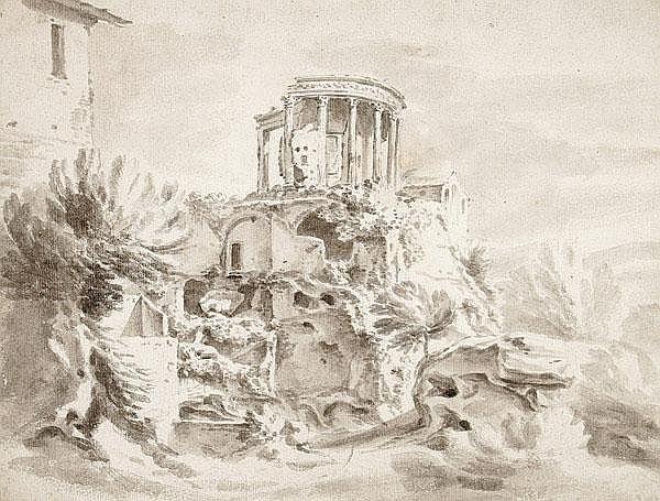 ALESSIO DE MARCHIS - zugeschrieben Neapel 1684 -