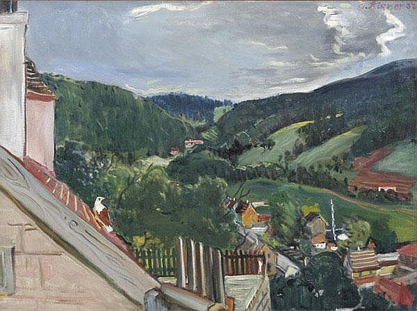 EDUARD AIGNER Neuhaus/Oberpfalz 1903 - 1978