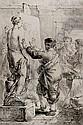 CHRISTIAN BERNHARD RODE 1725 - Berlin - 1797, Bernhard Rode, Click for value