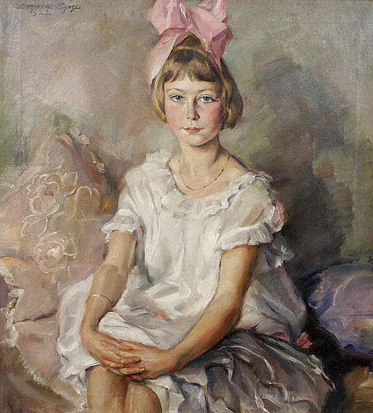 WERNER VON PIGAGE Breslau 1888 - 1959 Mannheim