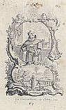 GOTTFRIED EICHLER DER JÜNGERE 1715 - Augsburg -