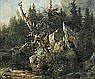 BERNHARD MÜHLIG Eibenstock 1829 - 1910 Dresden