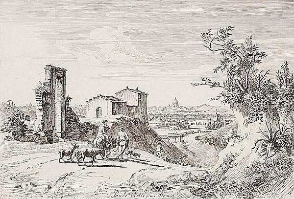 GEORG BUSSE Bennemühlen 1810 - 1868 Hannover