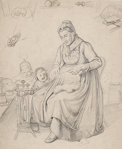 KASPAR KALTENMOSER Horb am Neckar 1806 - 1867 München