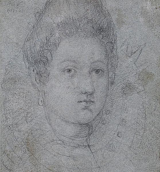 OTTAVIO LEONI um 1578 - Rom - 1630