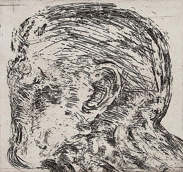 EMIL CIMIOTTI Göttingen 1927 - tätig in Wolfenbüttel und Hedwigsburg