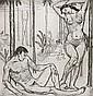 EDUARD BAUDREXEL München 1890 - war tätig in, Eduard Baudrexel, Click for value