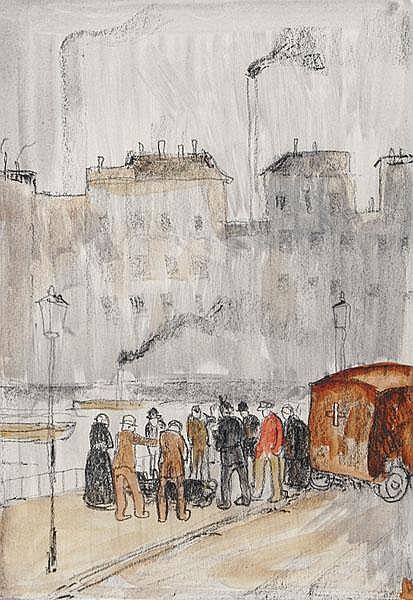 EDUARD BAUDREXEL München 1890 - war tätig in