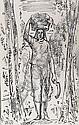 ALBERT HAUEISEN Stuttgart 1872 - 1954 Kandel, Albert Haueisen, Click for value