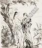 HANS MEID Pforzheim 1883 - 1957 Ludwigsburg Zwei, Hans Meid, Click for value