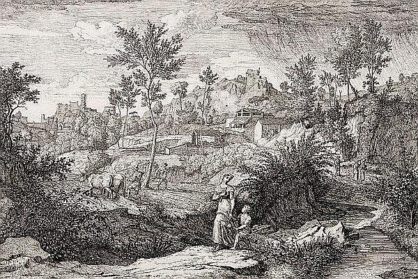 FLORIAN GROSPIETSCH Protzan bei Frankenstein 1789