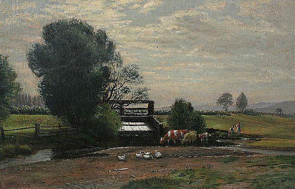 WILHELM HARSING Hessen/Sachsen-Anhalt 1861 - (?)