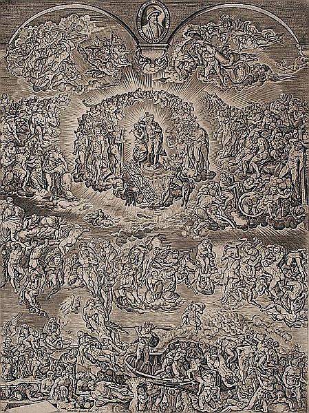 LEONARD GAULTIER Mainz 1561 - um 1630/41 Paris (?)
