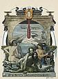 ERNST ALBERT FISCHER-CÖRLIN Cörlin/Pommern 1853 -