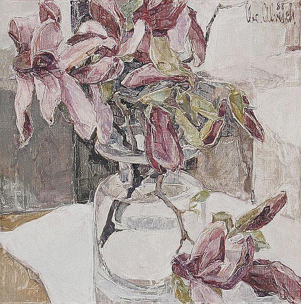 CHRISTEL ABRESCH Sulzbach/Saar 1931 - tätig in