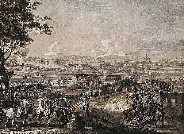 JOHANN LORENZ RUGENDAS DER JÜNGERE 1775 - Augsburg