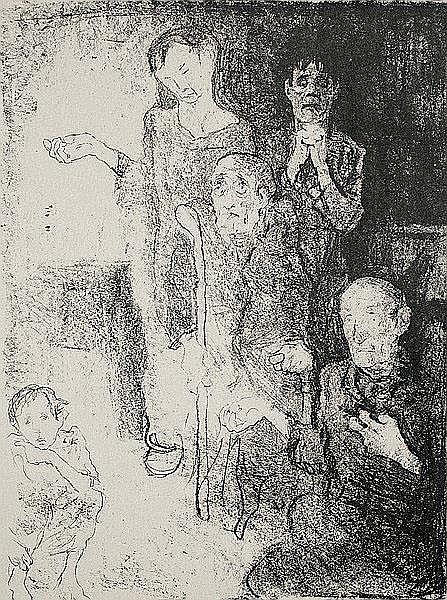 GUSTAV JAGERSPACHER Gmund 1879 - 1929 München