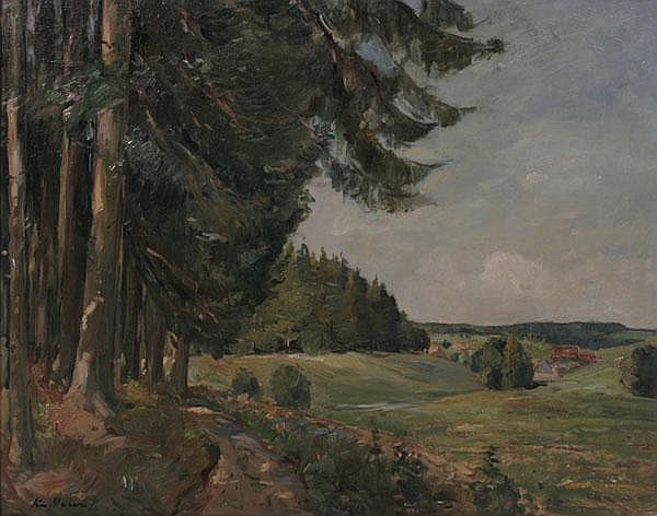AUGUST KUTTERER 1898 - Karlsruhe-Daxlanden - 1954,
