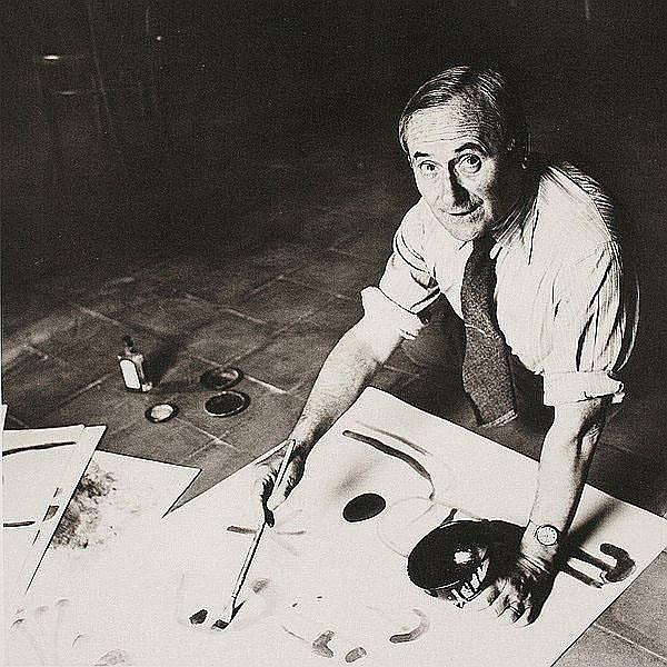 ERNST SCHEIDEGGER Rorschach 1923 - tätig in Paris,