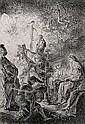 JOHANN EVANGELIST HOLZER Burgeis/Südtirol 1709 -, Johann Evangelist Holzer, Click for value