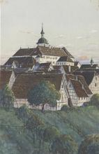 ALFRED SCHMIDT Dresden 1867 - 1956 Gräfelfing: Bl…