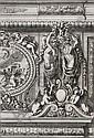 JEAN LEPAUTRE Landschafts- und figürliche Darstellungen in reicher halbplastischer Verzierung eingelassen. Wanddekorationen., Jean Lepautre, Click for value