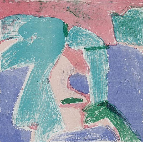 SHMUEL SHAPIRO Abstrakte Kompositionen.