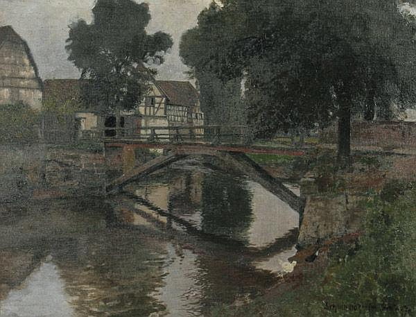 FRANZ XAVER HOCH Freiburg/Brsg. 1869 - 1916