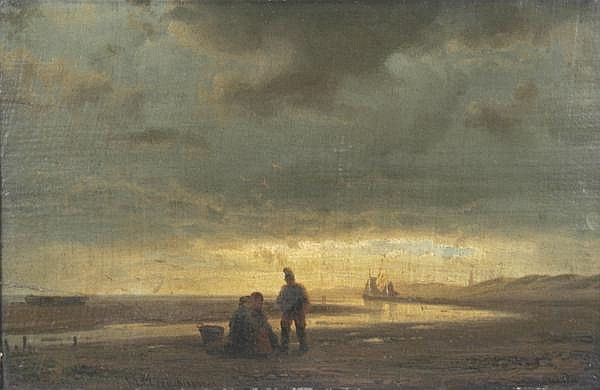 HERMANN MEVIUS Breslau 1820 - 1864 Düsseldorf (?)