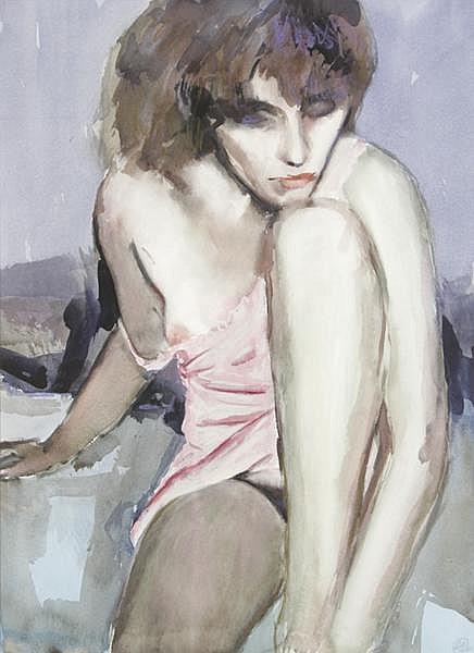 EBERHARD SCHLOTTER Hildesheim 1921 - lebt in Altéa, Alicante