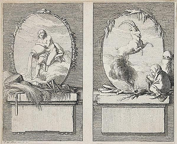 JOHANN WILHELM MEIL Altenburg/Thür. 1733 - 1805 Berlin