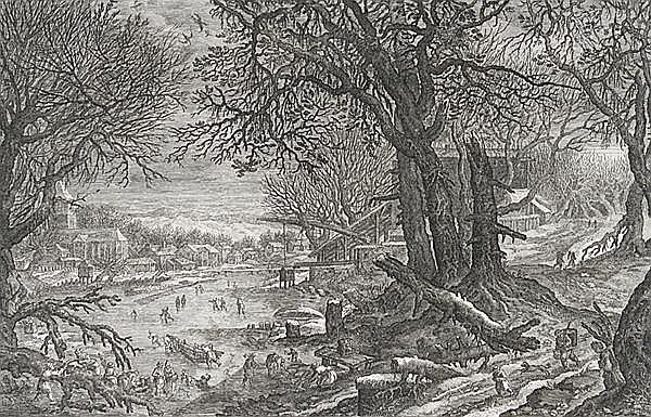 ISAAK MAJOR Frankfurt/M. um 1576 - 1630 Wien