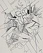 MORITZ MELZER Albendorf/Riesengebirge 1877 - 1966 Berlin, Moritz Melzer, Click for value