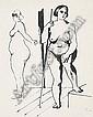 FRITZ BURKHARDT Arnstein 1900 - 1983 München, Fritz Burkhardt, Click for value