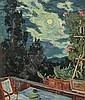 ARNOLD BALWE Dresden 1898 - 1983 Feldwies am Chiemsee, Arnold Balwé, Click for value
