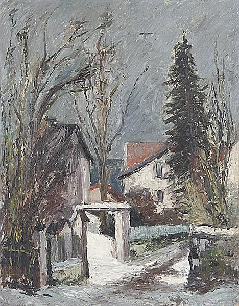 LUDWIG STRAUB 1905 - Mannheim - 1976