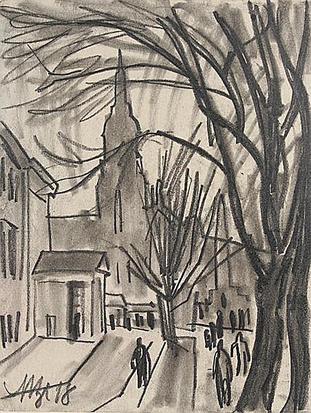 EMIL MAETZEL Cuxhaven 1877 - 1955 Hamburg
