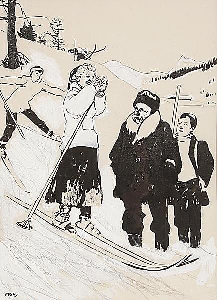 FERDINAND GÖTZ Fürth 1874 - 1936 (?); war tätig in München