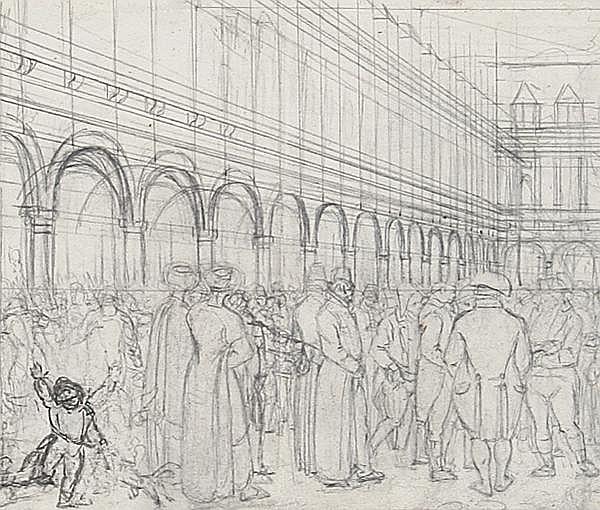 JOHANN MICHAEL VOLTZ 1784 - Nördlingen - 1858