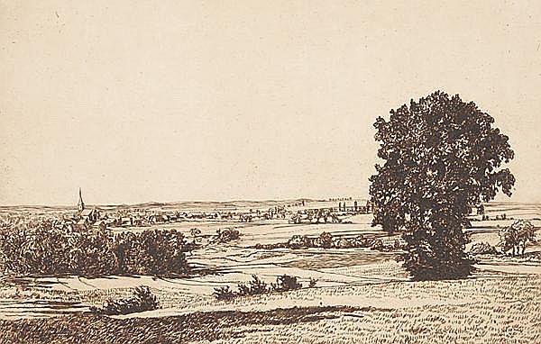 HEINRICH OTTO Wernswig/Hessen 1858 - 1923 Düsseldorf