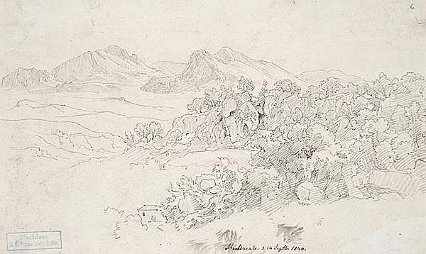 GUSTAV HEINRICH PAPPERITZ 1813 - Dresden - 1861