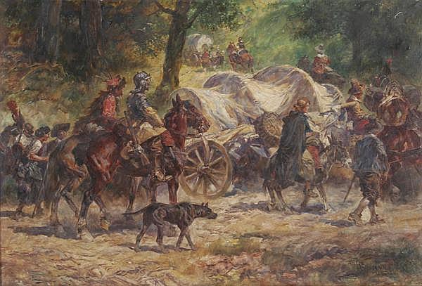 ANTON HOFFMANN Bayreuth 1863 - 1938 München