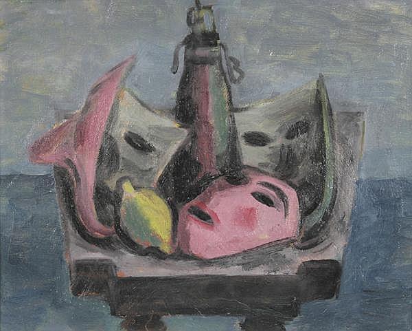 CARL RABUS Kempten 1898 - 1983 Murnau