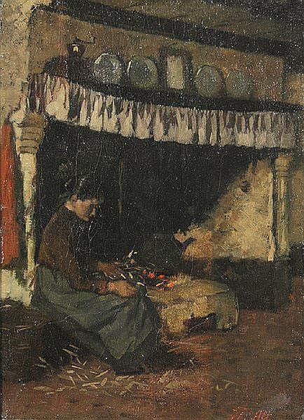 THEODOR ALT Döhlau bei Hof/Saale 1846 - 1937