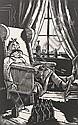 OTTO NÜCKEL 1888 - Köln - 1955 Krankheit - Malerin, Otto Nückel, Click for value