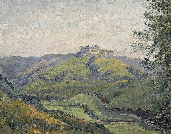 HERMANN DRÜCK Vaihingen 1856 - 1931
