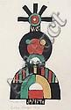 LOTHAR SCHREYER Dresden 1886 - 1966 Hamburg, Lothar Schreyer, Click for value